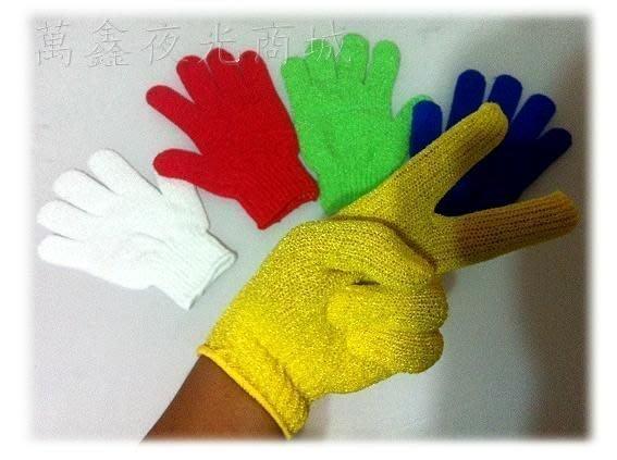 高品質 【舞蹈彩色手套(大)】 加油手套.表演手套.舞會道具.白色手套.啦啦隊表演手套.玩具☆萬鑫夜光商城☆
