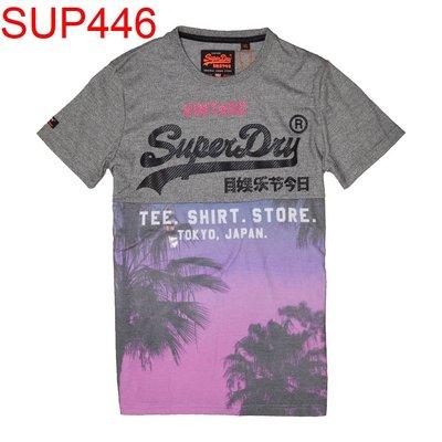 【西寧鹿】 Superdry 極度乾燥  T-SHIRT 絕對真貨 美國帶回 可面交 SUP446