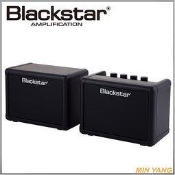 【民揚樂器】電吉他音箱 Blackstar FLY3 StereoPack 6W 雙聲道套組