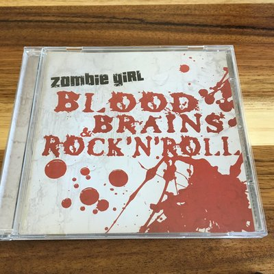 [BOX 3] Zombie Girl-Blood brains rock n roll