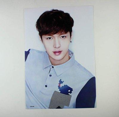【預購】EXO 組合成員 張藝興 單人海報 韓國港台明星 一套8張 42CM*29CM