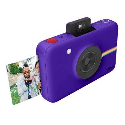 高雄 晶豪泰 現貨 ㊣寶麗萊㊣Polaroid Snap 數位拍立得相機 紫色 使用ZINK相紙公司貨