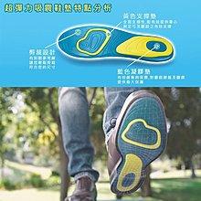 彈力吸震健康鞋墊