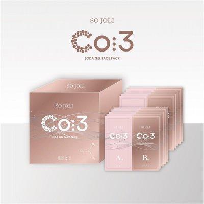 SO JOLI CO3初生注氧碳酸面膜