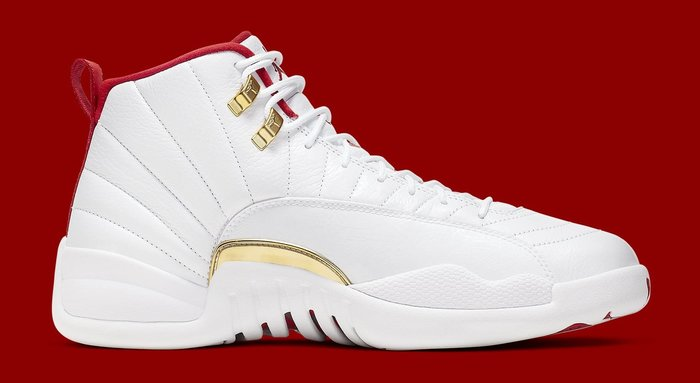 【美國鞋校】預購 Jordan 12 Retro Fiba (2019) 130690-107