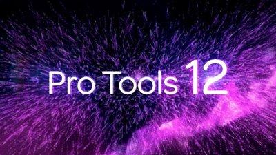 [ 反拍樂器 ] 2019新版 Pro Tools Software 12 專業 錄音混音軟體 附 iLokcloud