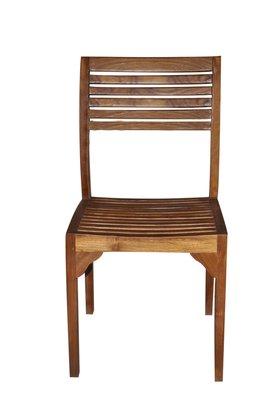 塔森柚木家具-全柚木餐椅/書桌椅 CH-5