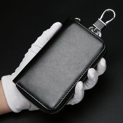 衣萊時尚-促銷價 依古·比古簡約鑰匙包...