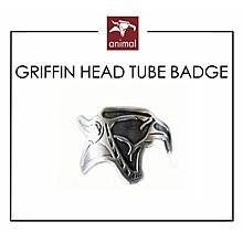 [Spun Shop] Animal Bikes Griffin Head Tube Badge 車架頭管徽章
