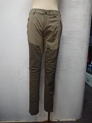 英國品牌Karrimor 女用軟殼褲 登山健行,輕量材質`四面彈性透氣速乾.