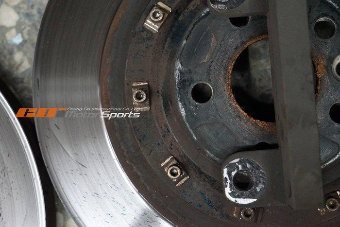 AP RACING CP9040 多活塞卡鉗對應 訂製碟盤組 專用盤 浮動 專用咬合面非通用混搭歡迎詢問  / 制動改