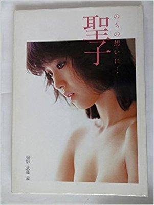 松田聖子-のちの想いに…寫真集