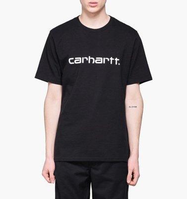 【美國鞋校】現貨 Carhartt WIP Script T-Shirt 基本LOGO TEE I023803