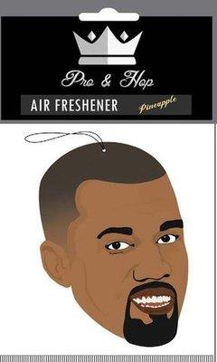 [Y A V] 美國進口 Pro N Hop 授權經銷 肯爺 Kanye West 香氛芳香吊卡吊飾 香片 嘻哈 饒舌