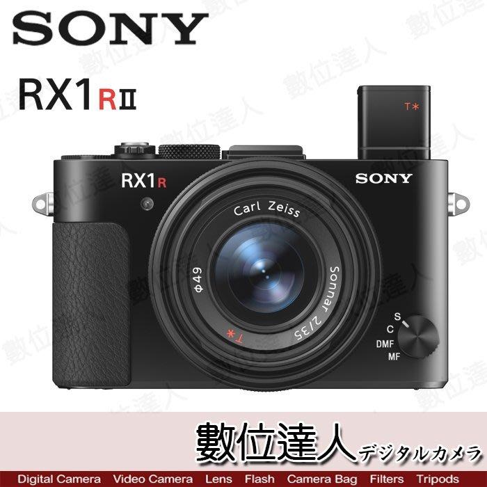 【數位達人】公司貨 Sony DSC-RX1R II RX1R2 RX1R二代 全片幅 隨身機 (優惠在商品資訊) /3