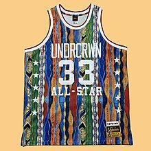 JCI:夢幻逸品 Undrcrwn x Coogi 球衣 B.I.G. / A$AP / 東岸嘻哈 / 90s