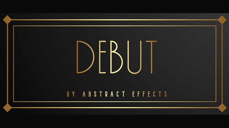 【天天魔法】【S1325】正宗原廠~Debut(初次亮相)~Debut by Abstract Effects