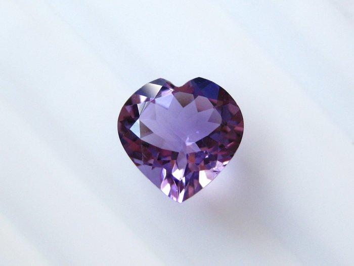 【Texture & Nobleness 低調與奢華】天然無處理 增長智慧 巴西紫水晶 2.5克拉