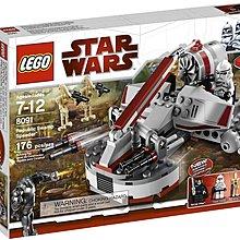 絕版 LEGO Star Wars 星戰 8091 Republic Swamp Speeder 全新 未開盒 MISB