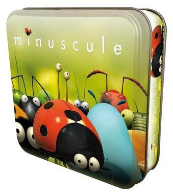 骰子人桌遊-蟲蟲微觀世界 Minuscule英)輕鬆小品.家庭同樂