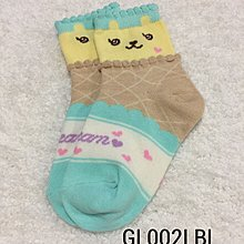 ~Cutebearstore~ 日單女童中筒襪 (GL002LBL )