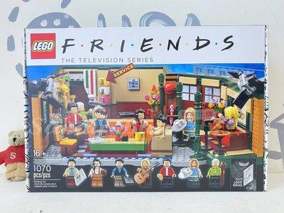 【Sunny Buy 】◎現貨◎ LEGO 21319 Friends 六人行 中央公園咖啡館 Central Perk