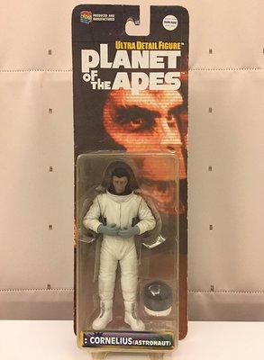 老品 老玩具 早期 PLANET OF THE APES 決戰猩球 CORNELIUS 太空裝 塑膠公仔 模型 完整包裝