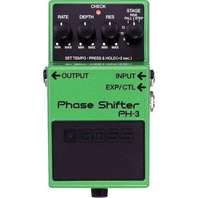 【六絃樂器】全新 Boss PH-3 Phase Shifter 相位調整效果器 /  現貨特價 台北市