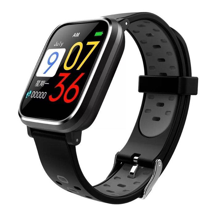 智能手錶1.3防水運動3D動態彩屏心率血壓監測手環
