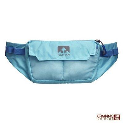 【山野賣客】Marathon Pak馬拉松專用腰包(水藍)
