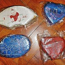 中古收藏 全新*特色中式絹布錦盒 節禮物盒 (共4個)*送禮包裝盒 收納箱存物盒硬紙盒紙箱紙製品 ( 共$50 +送2小盒 )