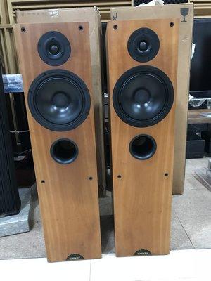 音響驛站 -- 英國 Spendor FL-8 近新品出清(歡迎器材交換、買賣估價)