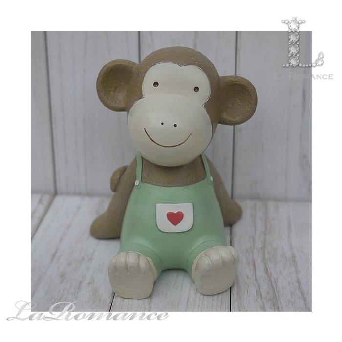 【COCORO 動物好朋友特惠系列】 猴子存錢筒 / 撲滿 / 童趣 / 小孩、兒童房