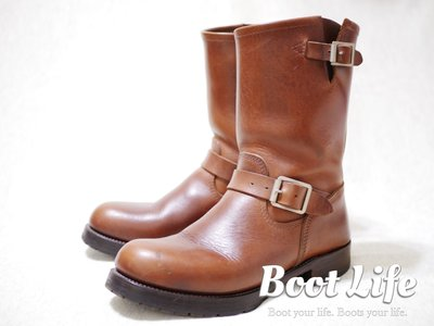 【Boot Life】日本製 PHIGVEL MAKERS & Co. Engineer Boots 馬皮 工程師靴