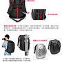 【金茂攝影】manfrotto RedBee-210 Backpack旗艦級大紅蜂後開雙肩背包 210