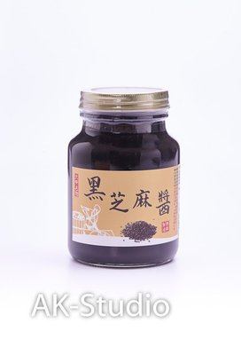 [大甲泰昇製油]特級芝麻醬 600ml