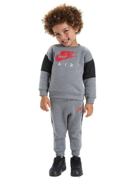 歐美JD代購 限量 Nike Air Crew Suit Infant 長袖 童裝 套裝9-12M現貨