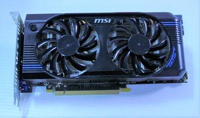 ~ 駿朋電腦 ~ 微星 N560GTX-Ti-M2D1GD5/OC DDR5 顯示卡 $700