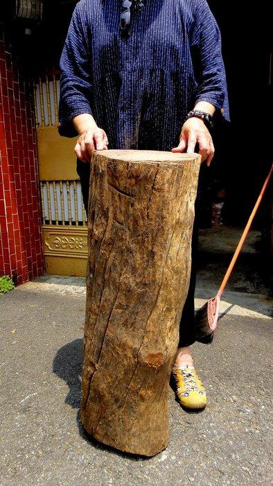 [福田工藝]巴布亞新幾內亞檀香原木/收藏超過30年保存良好/濃郁香味含豐富油脂/可雕佛像/車佛珠 DIY/本標58斤