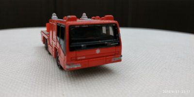 Tomica Hino Fire Truck