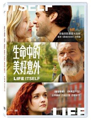 合友唱片 面交 自取 生命中的美好意外 Life Itself DVD