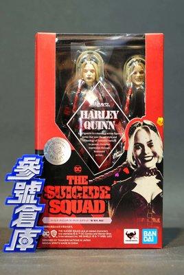 (參號倉庫) 現貨 SHF 哈莉奎茵 自殺突擊隊 集結 小丑女 瑪格羅比 可動 S.H.Figuarts