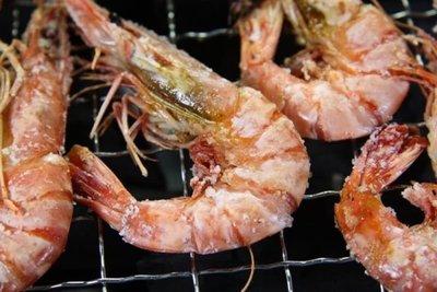 【中秋烤肉食材】來點新鮮的~草蝦20尾 / 約280g±5%~殼薄肉多~肉質鮮美結實~口感一流~