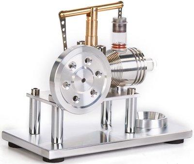 Sunnytech Hot Air Stirling 熱空氣斯特林引擎馬達模型教育玩具模型 (SC02)熱導流