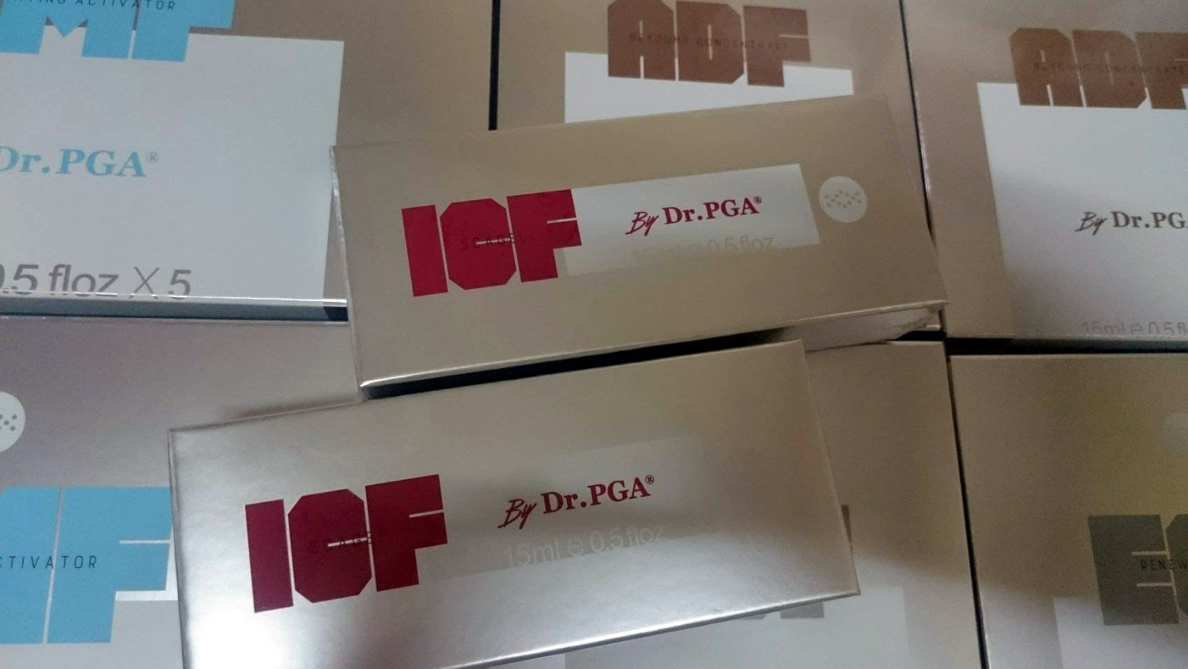 正品公司貨溫士頓 Dr.PGA ICF 無痕防護凝膠 15ml