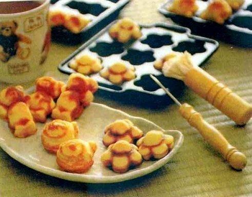 鐵鑄蛋糕模 烘培道具~DIY可愛造型雞蛋糕 鑄鐵燒烤盤(小花 鬱金香 愛心 烤盤) 鬆餅模 鑄鐵模 雞蛋糕 蛋糕盤