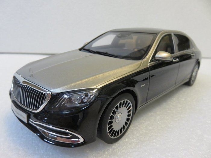 宗鑫貿易 GT SPIRIT GT237 Mercedes-Maybach S650 2019