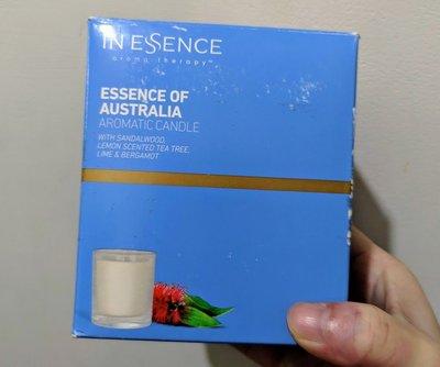 IN ESSENCE 澳洲怡森氏 草本澳洲精油芳香蠟燭 產地澳洲 天然大豆蠟 有機蠟 310g