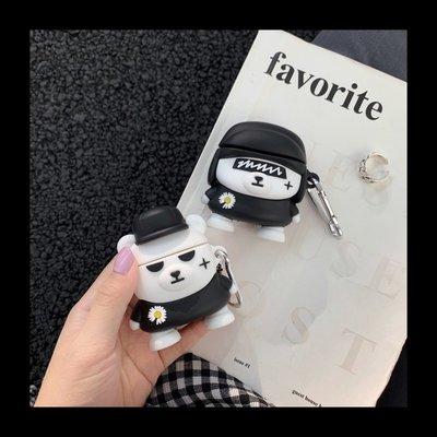 ⚡️AirPods保護套⚡️ 雛菊 GD 韓國 菊花 Airpods 1/2代 pro 保護套 卡通 潮流 小花 耳機套