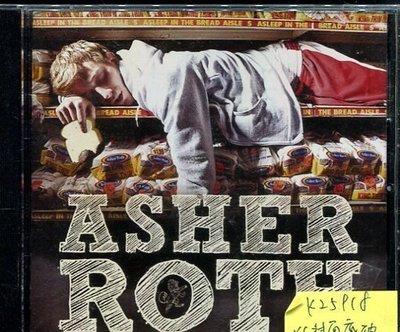 *真音樂* ASHER ROTH / ASLEEP IN THE BREAD AISL 二手 K25918 (封面底破)